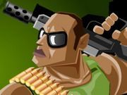 Play Commando Drop Game