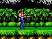 Play Contra Flash Game