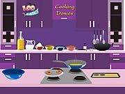 Play Cooking Donut Game