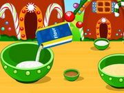 Play Cooking Ginger Biscuits Game