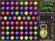 Play Crystal Caverns Game