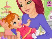 Play Cute And Funny Baby Game