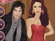 Play Dating A Vampire Damon Game