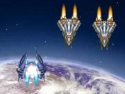 Play Defender Of The Galaxy Game
