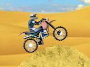 Play Desert Bike Game