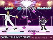 Play Diamond Disco Game