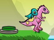Play Dino Rush Game