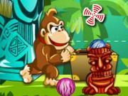 Play Dk Jungle Ball Game