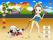 Play Dog Trainer Dressup Game