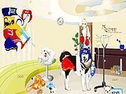 Play Dogs at the Vet Dress Up Game