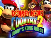Play Donkey Kong Country 2 Diddy s Kong Quest Game