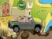 Play Dora And Friends Offroad Game