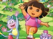 Play Dora Clix Game