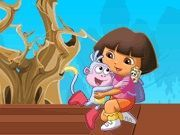 Play Dora Saves Boots Game
