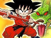 Play Dragonball Defense Game
