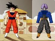 Play Dragonball Dress Up Game
