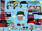 Play Dress Up Hello Kitty Game