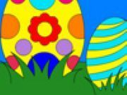 Play Easter Eggs Coloring Game