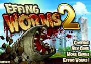 worms online flash game