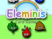Play Eleminis Card Game Game