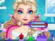 Play Elsa Frozen Brain Surgery Game