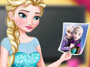 Play Elsa Frozen Leaving Jack Frost Game