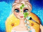 Play Elsa Makeover Game