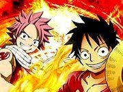 Play Fairy Tail Vs One Piece 1.0 Game