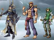 Play Final Fantasy 1 Game