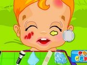 Play First Aid Road Accident Game