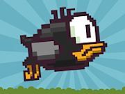 Play Flappy Bird Crow Game