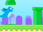Play Flappy Blue Bird Game
