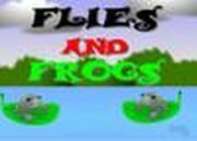 Play Flies and Frogs Game