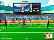 Play Football Challenge Game
