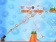 Play Frog Love Candy Game