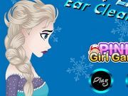 Play Frozen Elsa Ear Cleaning Game