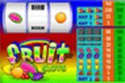 Play Fruit Slots Game