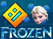 Play Geometry Dash Frozen Game