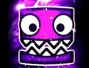 Play Geometry Dash Neon World 2 Game