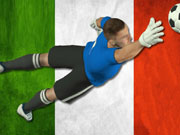 Play Goalkeeper Italian Game