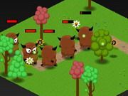Play Gods Garden Defense Game