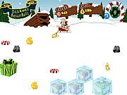 Play Gold Miner Holiday Haul Game