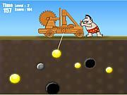 Play Gold Miner Stone Game