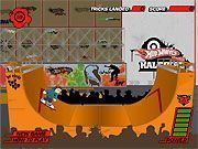 Play Halfpipe Challenge Game