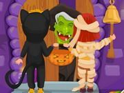 Play Halloween Spooky Spell Game