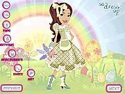 Play Happy Easter Girl Game