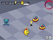 Play Happy Spaceball Game