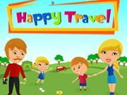 Play Happy Travel Game
