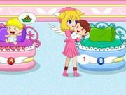 Play Heavenly Baby Care Game