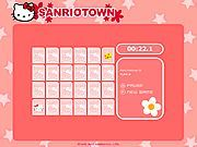 Play Hello Kitty Memory Game
